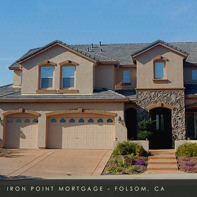 Iron Point Mortgage Home Loan - JUMBO