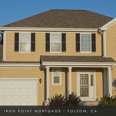 Iron Point Mortgage Home Loan - Conventional