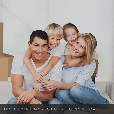 Iron Point Mortgage Home Loan - FHA