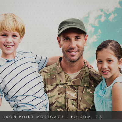 Iron Point Mortgage Home Loan - VA