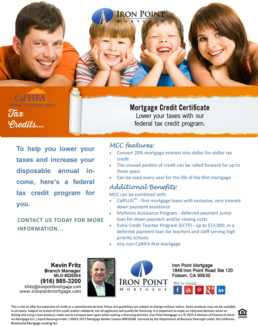 Down Payment Assistance Programs - Iron Point Mortgage