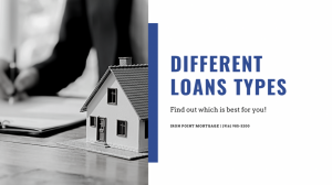 Folsom Mortgage Lender | Different Types of Loans
